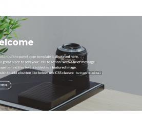 Free Multipurpose WordPress Theme: Shoreditch