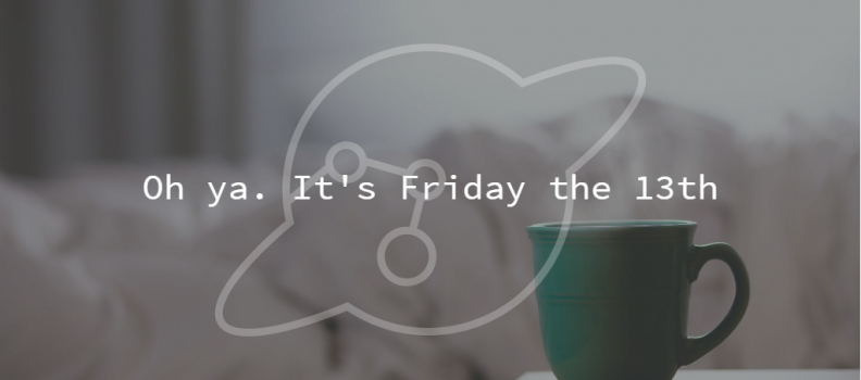 Secure WordPress Hosting on Friday the 13th