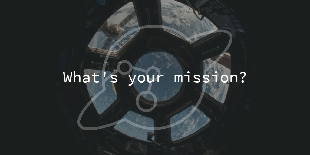 (English) Mission Statement in 140-Characters